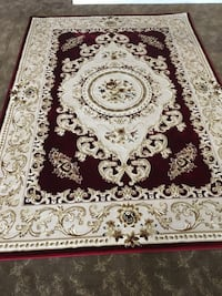 Brand new, maroon, white and cream color, Kashmir  New Brighton, 55112