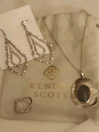 Kendra scott ring earrings and neckless Bloomington, 55420