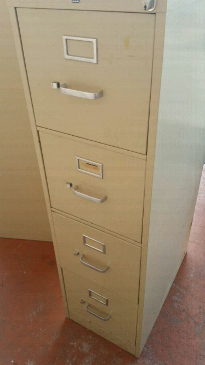 used vintage berger 4 drawer filing cabinet dark green for sale in rh us letgo com