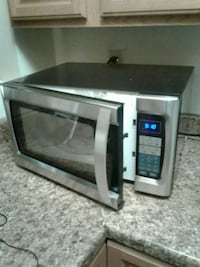 gray and black microwave oven 254 km