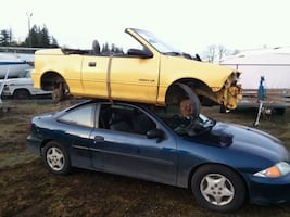 If you have junk cars or scap metal  toget rid of