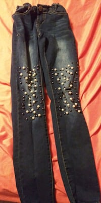 Size 8 girls jeans $15 like new