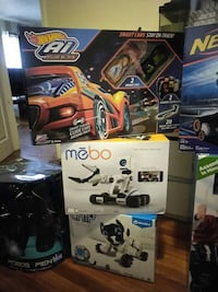 hot wheel ai smart cars box mebo box and chip box Stamford, 06902