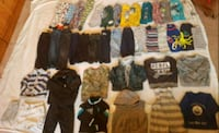 toddler's assorted clothes Edmonton, T5T 0A8