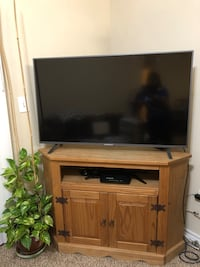"Element 50"" 4K UHD TV with Cabinet"