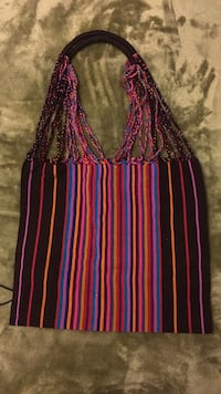 Mexican hand made bag Vancouver, V5T
