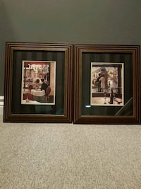 Wall art frames, purchased at bombay Vaughan