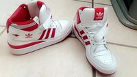 BRAND NEW ADDIDAS sneakers white red Palm Bay, 32909