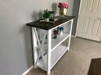 Custom made Console Entry Table Mission Viejo, 92692