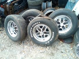 """Oldsmobile 14"""" have rust need tires"""