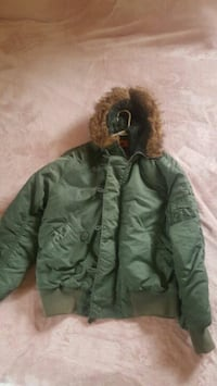 Man jacket L size  Arlington