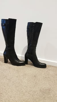 Boots real leather Melbourne City