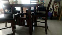 Kitchen table with 4 chairs Martinsburg, 25405