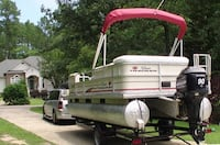 ft Sun Tracker Party Pontoon All Aluminum MANDEVILLE