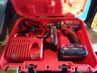 red and black Milwaukee power tool Kitchener, N2H 4T6