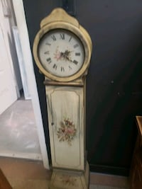 """Battery operated clock 55"""" tall"""