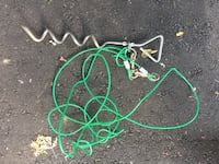 Dog tether like new