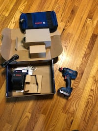 black and gray Bosch power tool Chicago, 60608