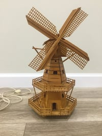 Vintage Musical Windmill from Holland Vienna, 22182