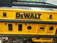 Dewalt generator powered by Honda Virginia Beach, 23454
