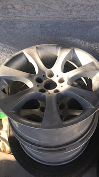 Bmw 18inch 535i two front wheels only!  Union City, 94587