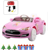 Remote control power wheels cool gift for lil ones