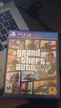 Grand theft auto 5 just the case  Reading, 19604
