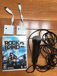 Rock Band game and accessories Waterloo, N2T 1E3