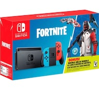 Nintendo Switch Fortnite Bundle Arlington, 22202