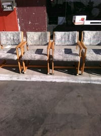 4 kitchen chairs Bakersfield, 93308