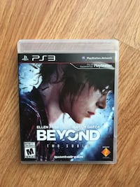 Beyond Two Souls - PS3 VANCOUVER