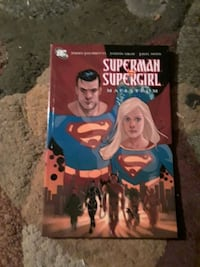 DC Comics Superman and Supergirl From Mars comic b Decatur, 39327