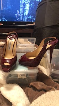 Barely worn real Jimmy Choos 1211 mi