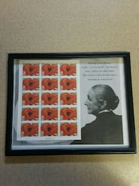 Georgia O'Keeffe collectible stamps West Islip