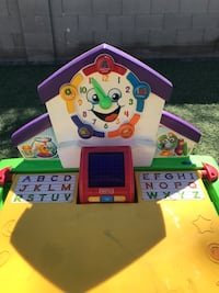 Fisher price learning activity table