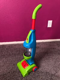 blue and green Little Tikes plastic toy Indio, 92201