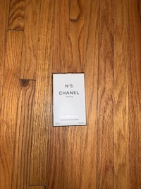 Chanel o5 new no sealed