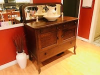 Country Antique Wooden SideBoard  London, N6B 0J9