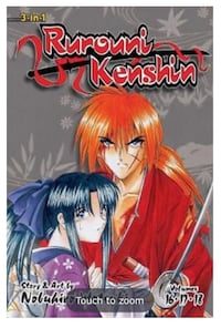 Rurouni Kenshin (3-in-1 Edition), Vol. 6 Oslo, 0354