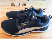 Women's shoes and slippers- Size 7.5-8 Vancouver, V6E 2C5