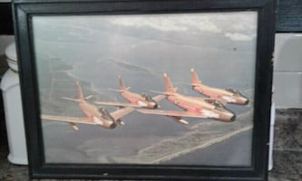 CANADIAN AIRFORCE PHOTO