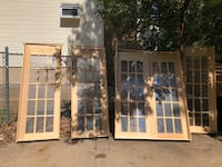 French cherry doors Alexandria, 22312