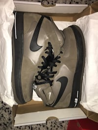 Negotiable Men Brand New Army Green high Top Nike Air Force 1 Size 10.5 Burnaby, V3J 0A4