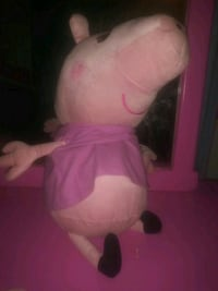 plush peppa pig make an offer!!