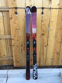 13-14 volkl mantra skis