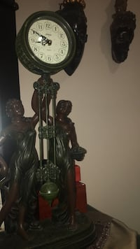 Decorative Peice - Clock and Jewellery Hanger