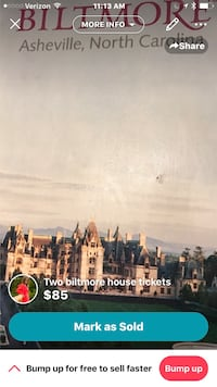 two biltmore house tickets