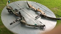 High country bow and martin bow high country bow 220 mi