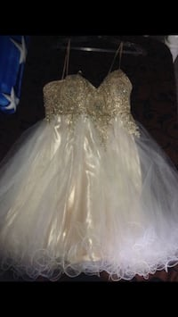 Teen formal dress