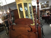 Antique Mahogany Double Bed London, N5X 2J1